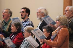 2015 Feb Choir